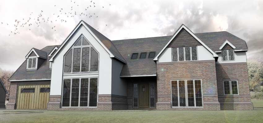 Architectural Design Loft Conversions New Builds